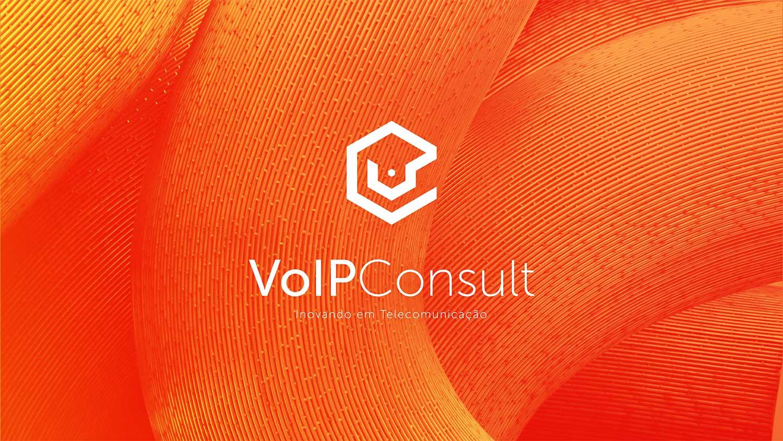 VoIPConsult – capa da apresentação PPT