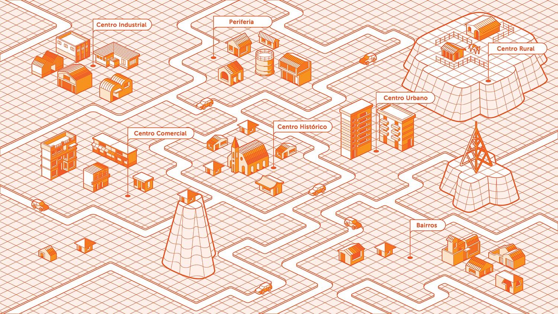 VoIPConsult – ícones para mapa de instalação de rede 4G